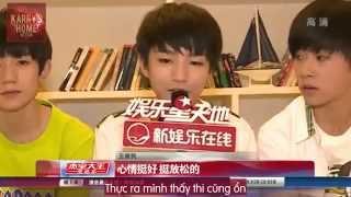 getlinkyoutube.com-[Vietsub][TFBOYS] Cuộc phỏng vấn kênh truyền hình giải trí Star World