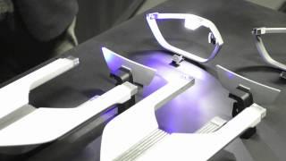 getlinkyoutube.com-BMW Laser Headlamp Demonstration