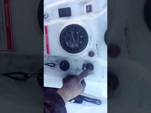 Запуск и работа двигателя kohler с зажиганием ВАЗ