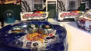 ToyTime: Clash Tornado Speed Tops