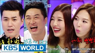 getlinkyoutube.com-Hello Counselor - Kim Jongmin and Red Velvet! (2014.09.22)