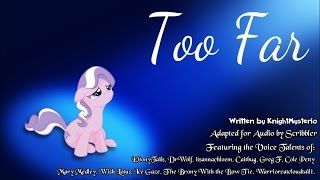 getlinkyoutube.com-Pony Tales [MLP Fanfic Readings] 'Too Far' (drama/sadfic) – ANTI-BULLYING WEEK SPECIAL