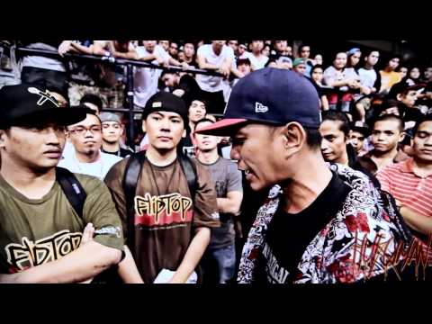 FlipTop - Mocks Wun vs Caliber