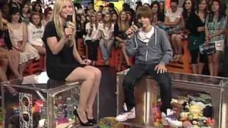 getlinkyoutube.com-Justin Bieber on MuchOnDemand - Wednesday July 8th, 2009 (Part 1 of 2)