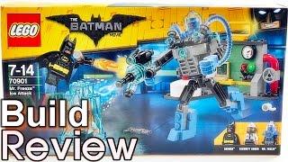 getlinkyoutube.com-[Live] 레고 배트맨 무비 70901 미스터 프리즈의 얼음 공격 조립 과정 리뷰 lego batman movie