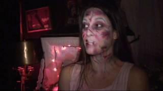 Halloween New York City - Blood Manor Haunted House