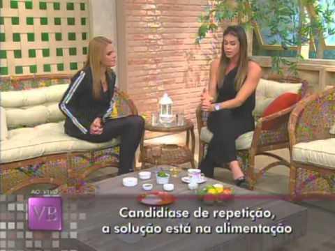 Candidíase de repetição - A solução está na alimentação - 01/09/2011