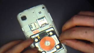 getlinkyoutube.com-Wireless Inductive Charging  Mod (STEP BY STEP) SAMSUNG GALAXY S PLUS