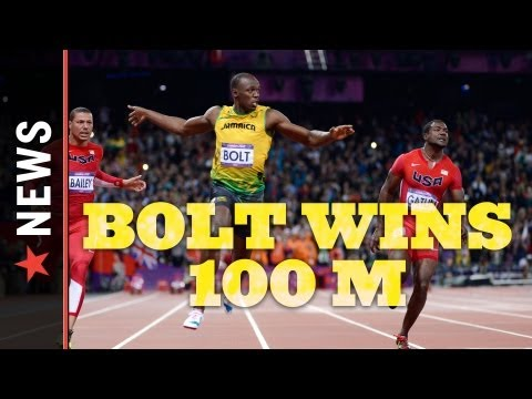 Usain Bolt Wins Gold in 100m - Track and Field Weekend Highlights