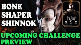 getlinkyoutube.com-Shinnok Challenge. Who do you need for last towers and BOSS BATTLE. SPOILER MKX Mobile