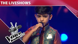 Fazil Performs On Chunar | The Voice India Kids | Episode 19 width=