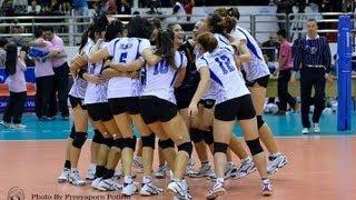 getlinkyoutube.com-Thailand VS China AVC Volleyball 2013 Semifinal Full Match
