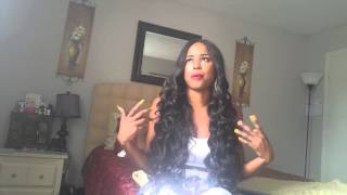 getlinkyoutube.com-2 month review 34 inch diamond Dynasty hair