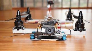 getlinkyoutube.com-Naze32 Acro with Cleanflight FPV Proximity on Homemade Quadcopter
