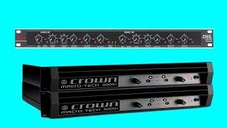 getlinkyoutube.com-CONECTAR CROSSOVER A DOS AMPLIFICADORES 1/2