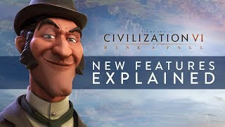 Sid Meier's Civilization VI - Rise and Fall: New Features Explained