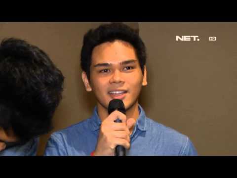 Entertainment News - Mikha Angelo dan The Overtunes nonton film 1D bareng fans