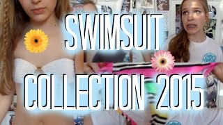 getlinkyoutube.com-Summer 2015 Swimsuit Collection | Reviews, Try- On + More!