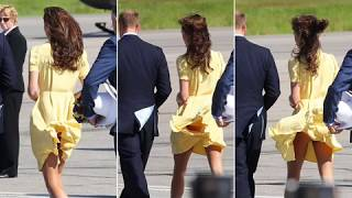 getlinkyoutube.com-Kate Middleton gives Calgary the Bums Rush (lol)