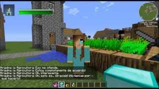 getlinkyoutube.com-Como tener Mujer e hijos en Minecraft (Comes Alive)