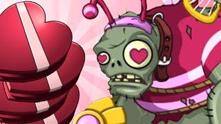 "getlinkyoutube.com-Plants vs. Zombies 2 - ""Gargantuar Love"" Valentine's VALENBRAINZ!"