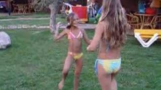 getlinkyoutube.com-Shyline en merel in Spanje 2006