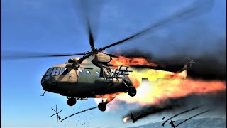 getlinkyoutube.com-DCS World 1.5 Helicopter Crashes Compilation - 1080p 60fps