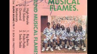 getlinkyoutube.com-Blind Musical Flames of Freetown Siera Leone (Album: Flame Moral 1989)