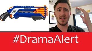 getlinkyoutube.com-GoldGloveTV wants to Smack Kid #DramaAlert Nerf or Crying!
