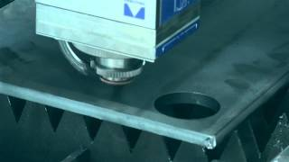 LASERMAK - CO2 Laser Cutting Machine