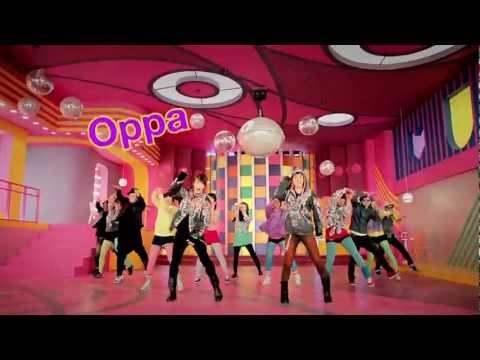 SUPER JUNIOR DONGHAE & EUNHYUK / Oppa, Oppa  teaser