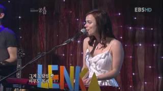 Lenka - The Show (Live on TV 2009)