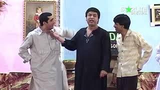 Zafri Khan and Sajan Abbas Nazim Mangay Teddy New Pakistani Stage Drama Full Comedy Play