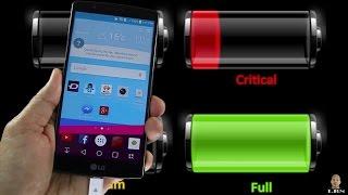 getlinkyoutube.com-LG G4 - Battery Life Test (running intensive game)