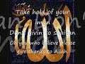 Give Thanks To Allah - Zain Bhikha ( Music + Lyrics )