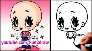 getlinkyoutube.com-Inspired by Talia Castellano - Brave Girl With Cancer - Fun2draw People