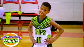 getlinkyoutube.com-Steph Curry Jr aka Camron Amboree goes off in Dallas - THE LEAGUE/Hype Sports