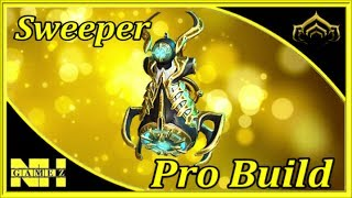 Warframe Sweeper Sentinel (Pro Build) Mastery 22 Carrier Prime