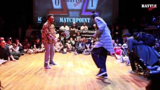getlinkyoutube.com-Battle BAD 2015 - KOFI vs BOUBOO - HIP-HOP FINAL