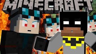 getlinkyoutube.com-Minecraft Hello Neighbor: Evil DanTDM ROBOT CLONES!