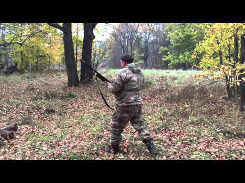 Байки от Сани. Стрельба из МР-155 (Мурка). Охота на утку осенью