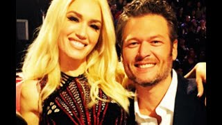 getlinkyoutube.com-Gwen and Blake - Funny and Sweet Moments - part 4 - The Voice