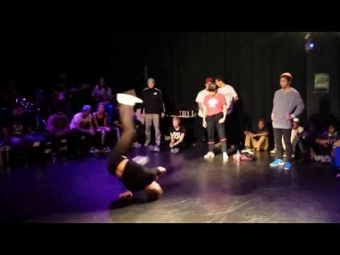 Breakdance Klossen Umeå 2013/11/30