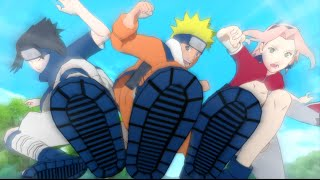 getlinkyoutube.com-Naruto Shippuden: Ultimate Ninja Storm Revolution - All Combination Ultimate Jutsu