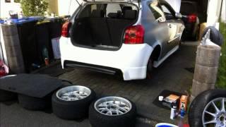 getlinkyoutube.com-History of Haze or how to build a Corolla T-Sport looks like a anabolic Monster