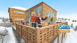 The Sims FreePlay Holidays 2017 Update Trailer