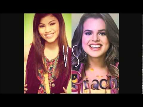 Every Witch Way Vs Grachi.