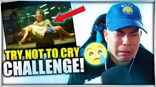 getlinkyoutube.com-TRY NOT TO CRY CHALLENGE! (Try Not to Cry Challenge Reaction)