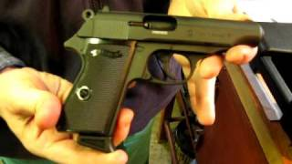 getlinkyoutube.com-Walther PP cal.9mm P.A.K. (UMAREX)