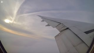 getlinkyoutube.com-Etihad Airways B777-300ER Onboard Takeoff at Manchester Airport- GE90 Power!!